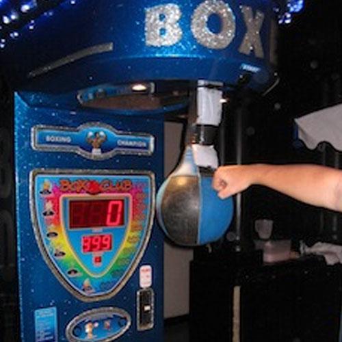 Boxer Game