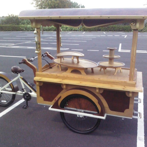 Ice Cream Tricycle