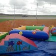 Palm Island Bouncy Castle