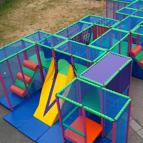 Portable Soft Play System