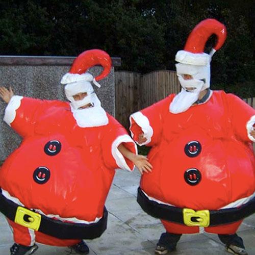 Sumo Santas