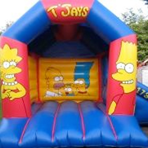 Simpsons Bounce and Slide