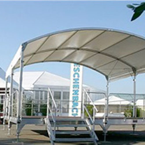 Freestanding Stage Hire
