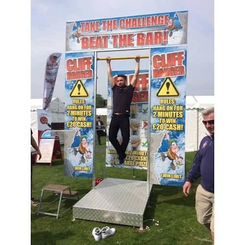 Hang Tough Bar Challenge